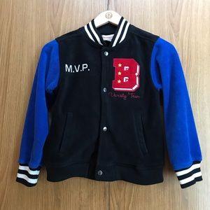 Boys MVP Varsity Team Jacket Size 6